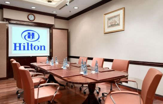 Conference room Hilton Algiers