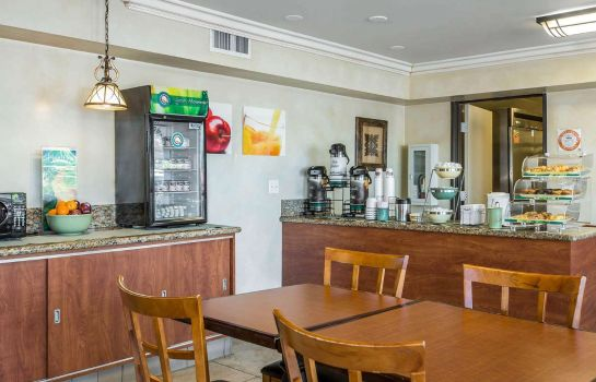 Restaurant Quality Inn & Suites Anaheim Resort