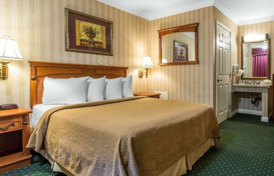Suite Quality Inn & Suites Anaheim Resort