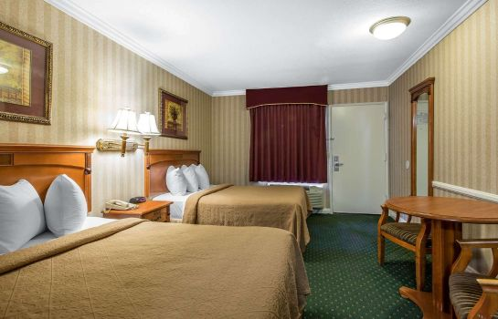 Tweepersoonskamer (comfort) Quality Inn & Suites Anaheim Resort