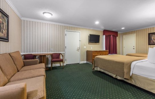 Kamers Quality Inn & Suites Anaheim Resort