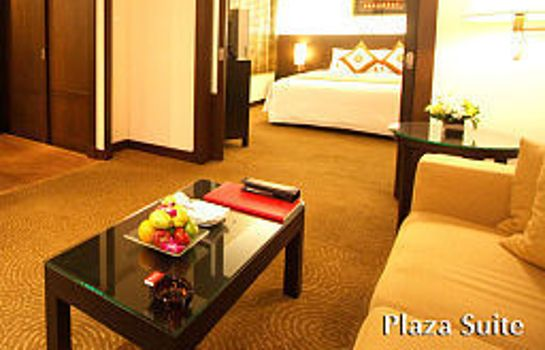 Junior suite Ramada Plaza Bangkok Menam Riverside