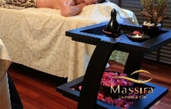 Massage room Ramada Plaza Bangkok Menam Riverside