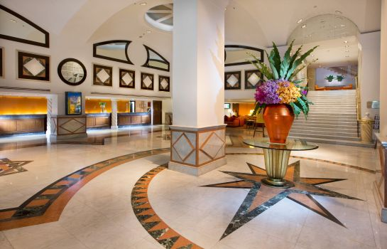 Lobby Rembrandt Hotel