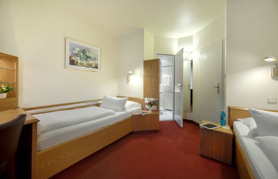 Einzelzimmer Standard Best Western International