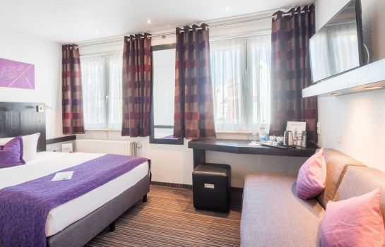 Chambre double (standard) Best Western City