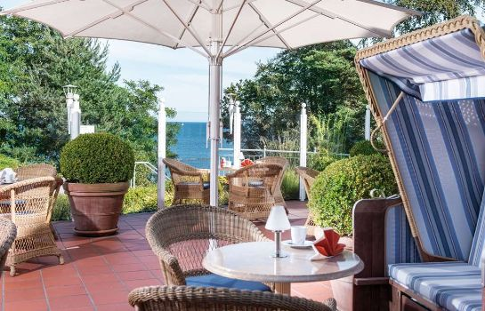 Restaurant Travel Charme Kurhaus Sellin