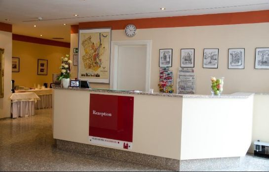 Hall Mercure Hotel Plaza Magdeburg