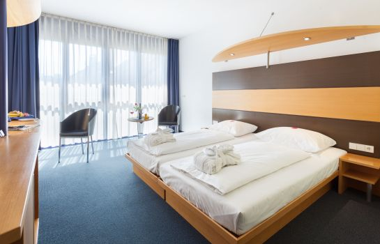Double room (superior) SEEhotel aZIS Hotel Betriebs GmbH