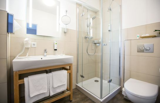 Bagno in camera Best Western Plus Theodor Storm