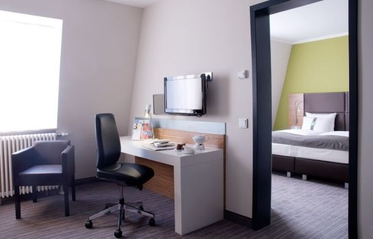 Suite Holiday Inn LEIPZIG - GÜNTHERSDORF
