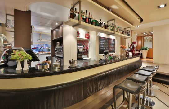 Hotel bar Best Western Bologna
