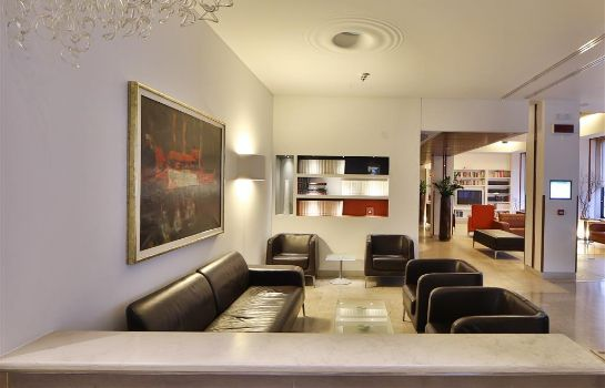 Hall Best Western Bologna