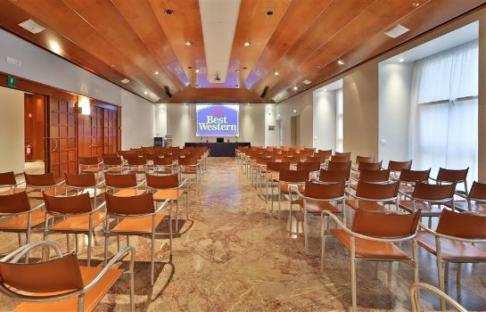 Conference room Best Western Bologna