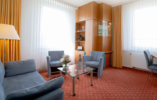 Junior Suite Dorint Hotel Leipzig
