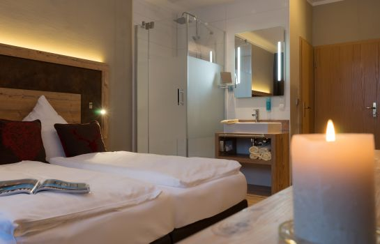 Chambre double (confort) Waldhotel Berghof
