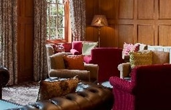 Hotel-Bar Nunsmere Hall