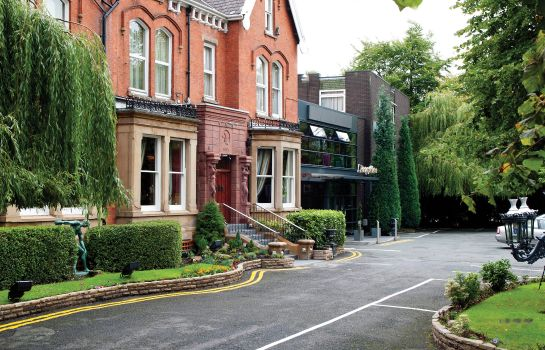 Buitenaanzicht Manchester South Hotel Sure Collection by Best Western