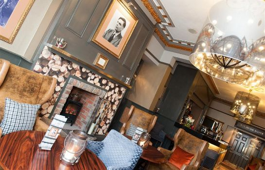 Bar hotelowy Hallmark Inn Manchester South