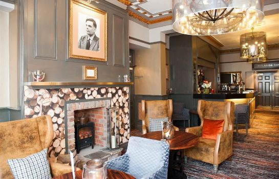 Hotel bar Hallmark Inn Manchester South