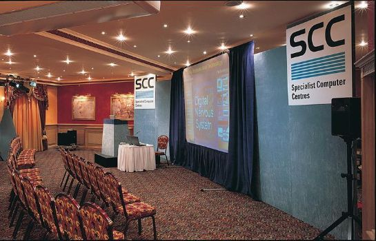 Sala congressi Hallmark Inn Manchester South