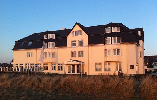 Exterior view Lindner Strand Hotel Windrose