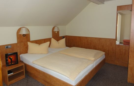 Chambre double (standard) Melchendorf Gasthof