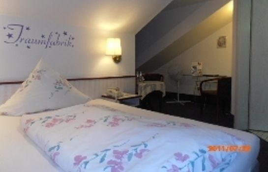 Chambre double (confort) Geis Stadthotel