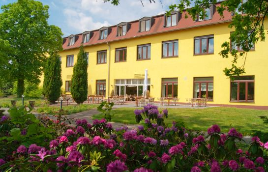 Vista exterior Seehotel Brandenburg an der Havel