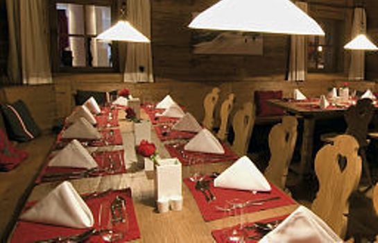 Restaurant Kitzhof  Mountain Design Resort