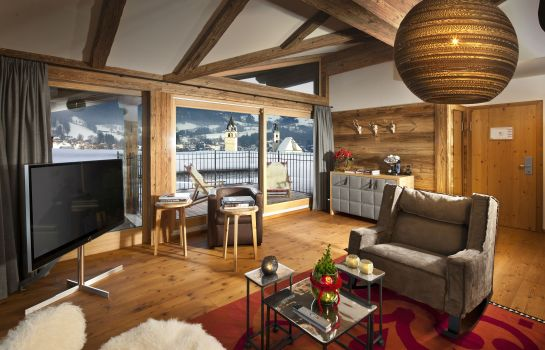 Suite Hotel Kitzhof  Mountain Design Resort