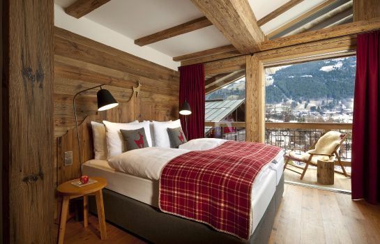 Kamers Kitzhof  Mountain Design Resort