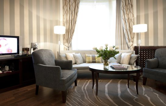 Junior Suite GRAND HOTEL OSLO BY SCANDIC