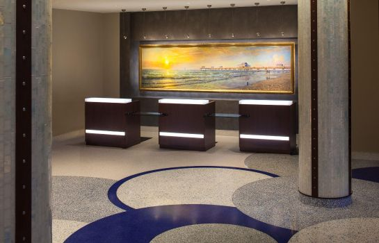 Lobby OPAL SANDS RESORT LVX