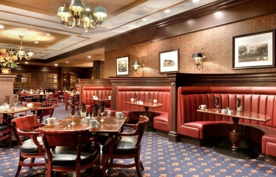 Restaurant THE ANTLERS HOTEL CONNECT