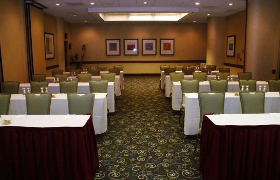 Conference room DoubleTree by Hilton Denver - Aurora