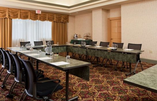 Sala de reuniones Inn at the Colonnade Baltimore - a DoubleTree by Hilton