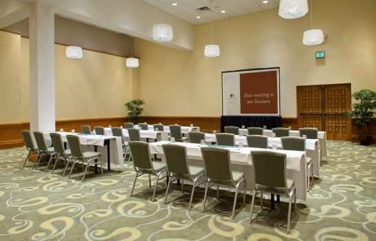 Conference room DoubleTree by Hilton Albuquerque