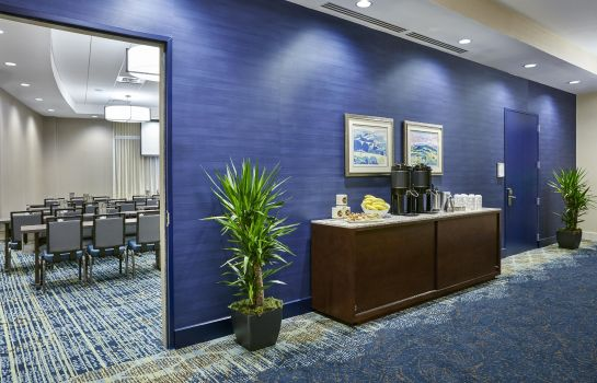Conference room DoubleTree by Hilton Charlotte - Gateway Village