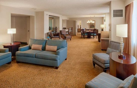 Suite DoubleTree by Hilton Tulsa Downtown