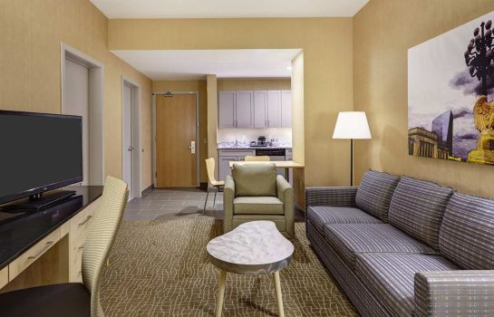 Suite DoubleTree by Hilton Philadelphia Center City