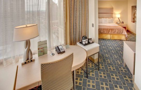Chambre DoubleTree by Hilton Philadelphia Center City
