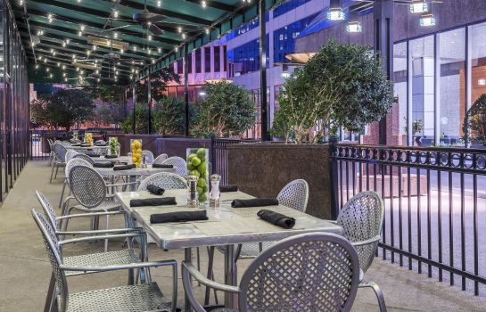Restaurant DoubleTree by Hilton Nashville Downtown