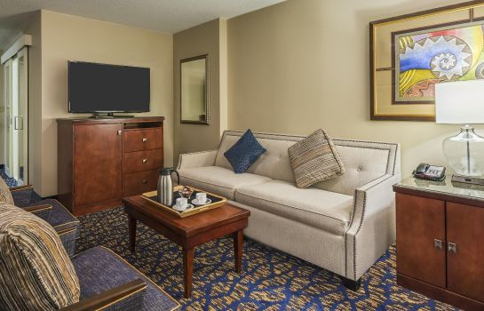 Suite DoubleTree by Hilton Nashville Downtown