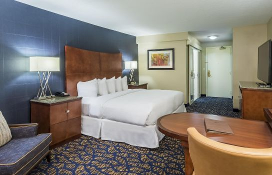 Zimmer DoubleTree by Hilton Nashville Downtown