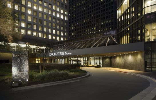 Außenansicht DoubleTree by Hilton Houston Downtown