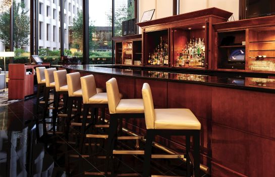 Bar del hotel DoubleTree by Hilton Houston Downtown
