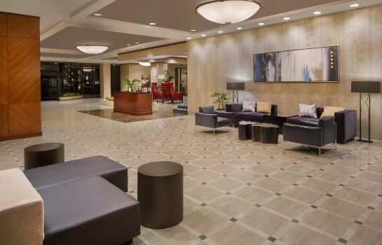 Lobby DoubleTree by Hilton Houston Downtown