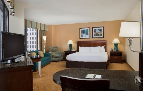Suite DoubleTree by Hilton Houston Downtown