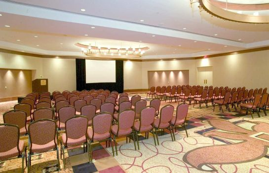 Sala de reuniones DoubleTree by Hilton Houston Downtown